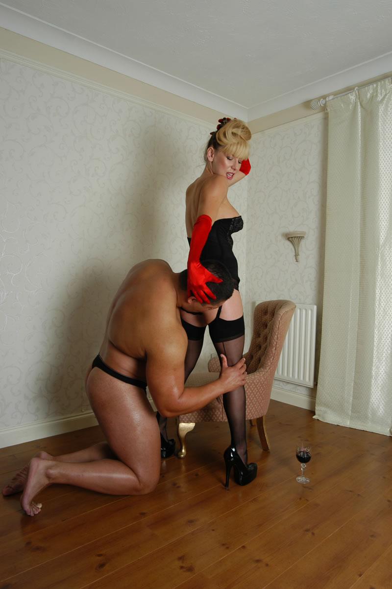 Madame c amp mistress esme tease angelica 9