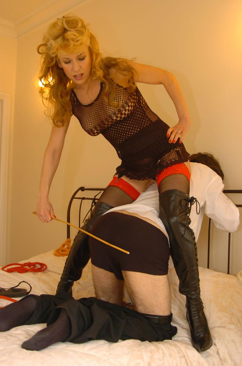 Madame c amp mistress esme tease angelica 1