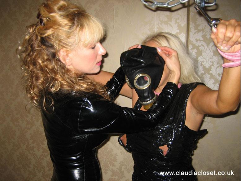 Madame c amp mistress esme tease angelica 2