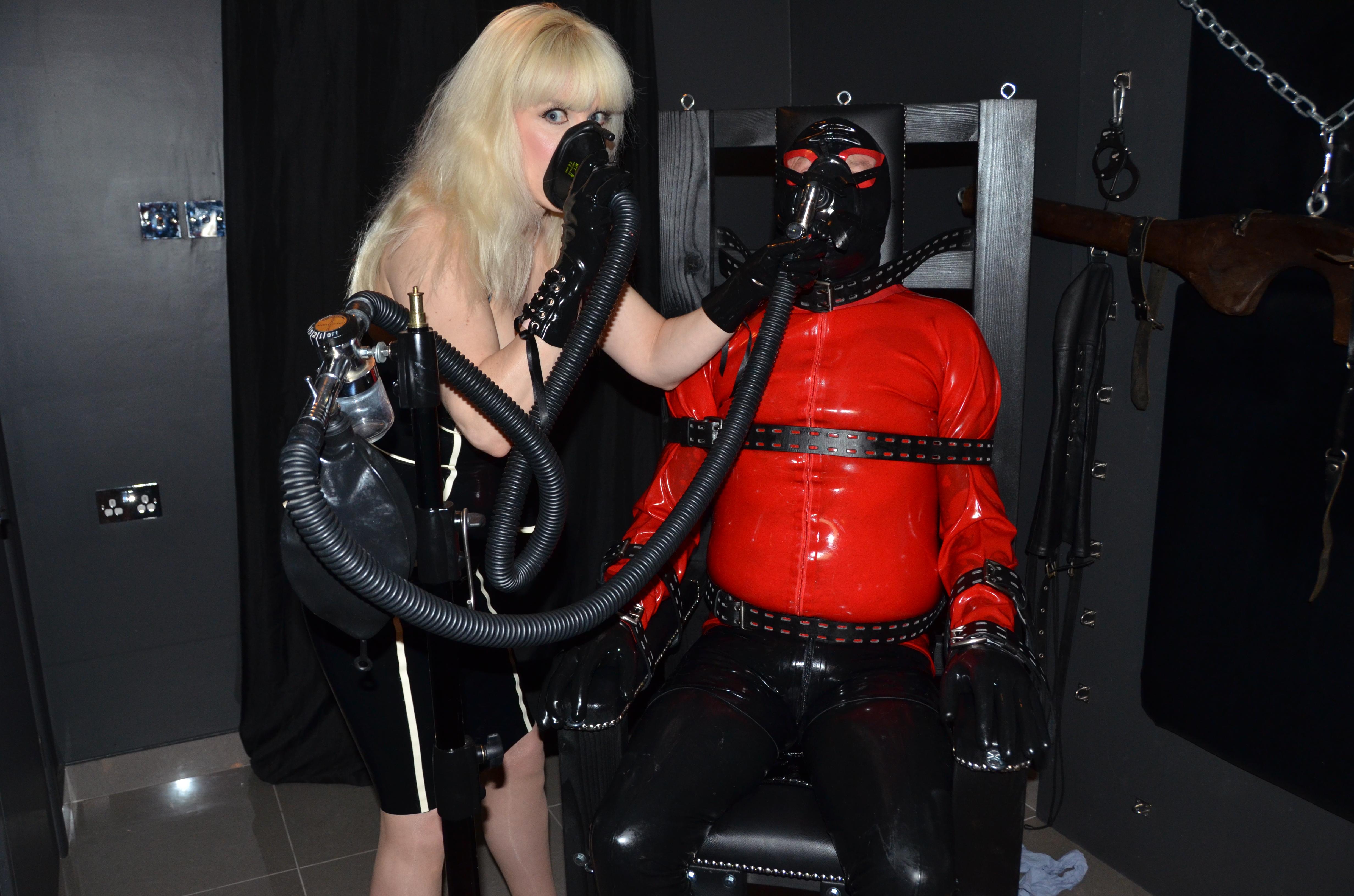 Madame c female domination world