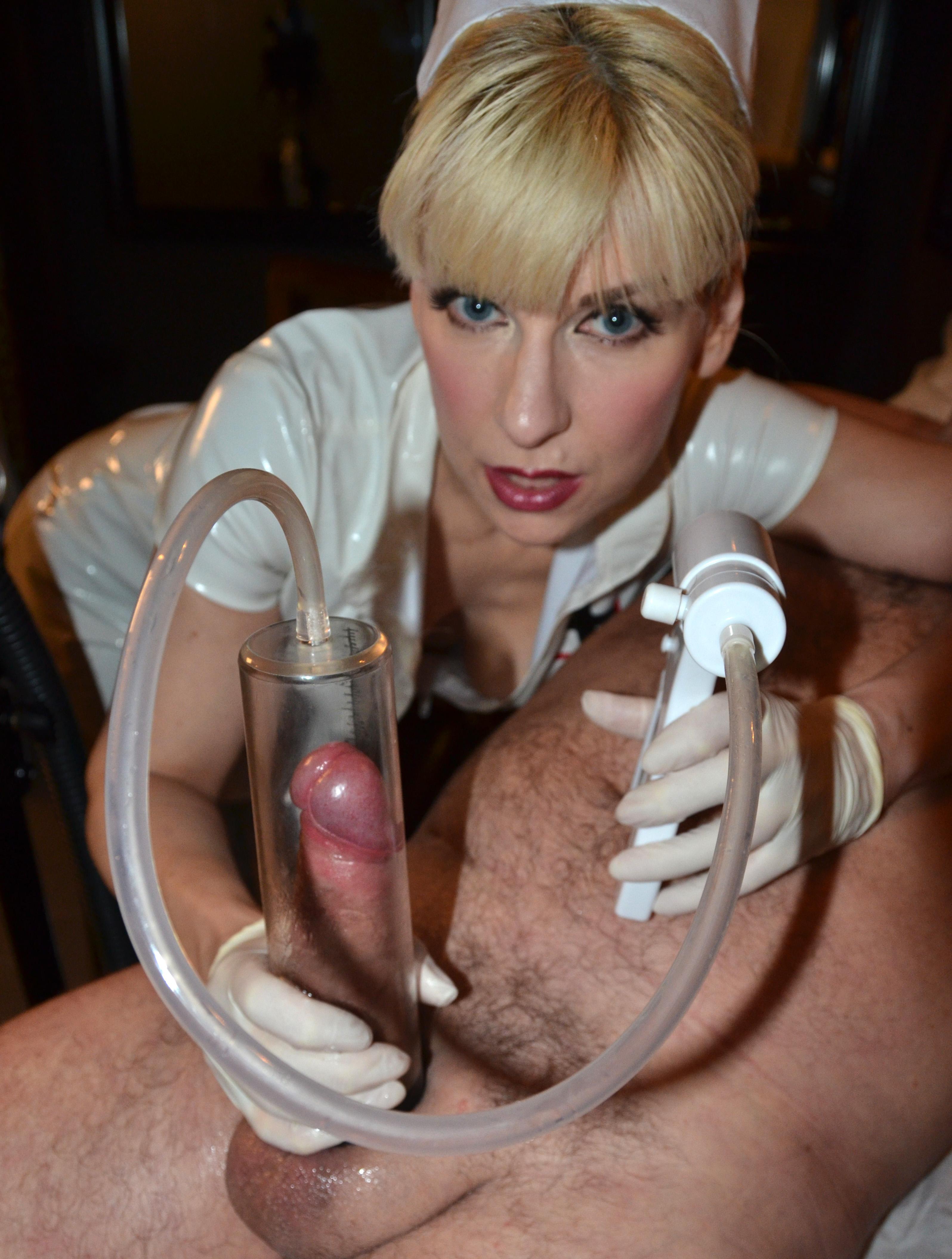and-women-milking-nude-men