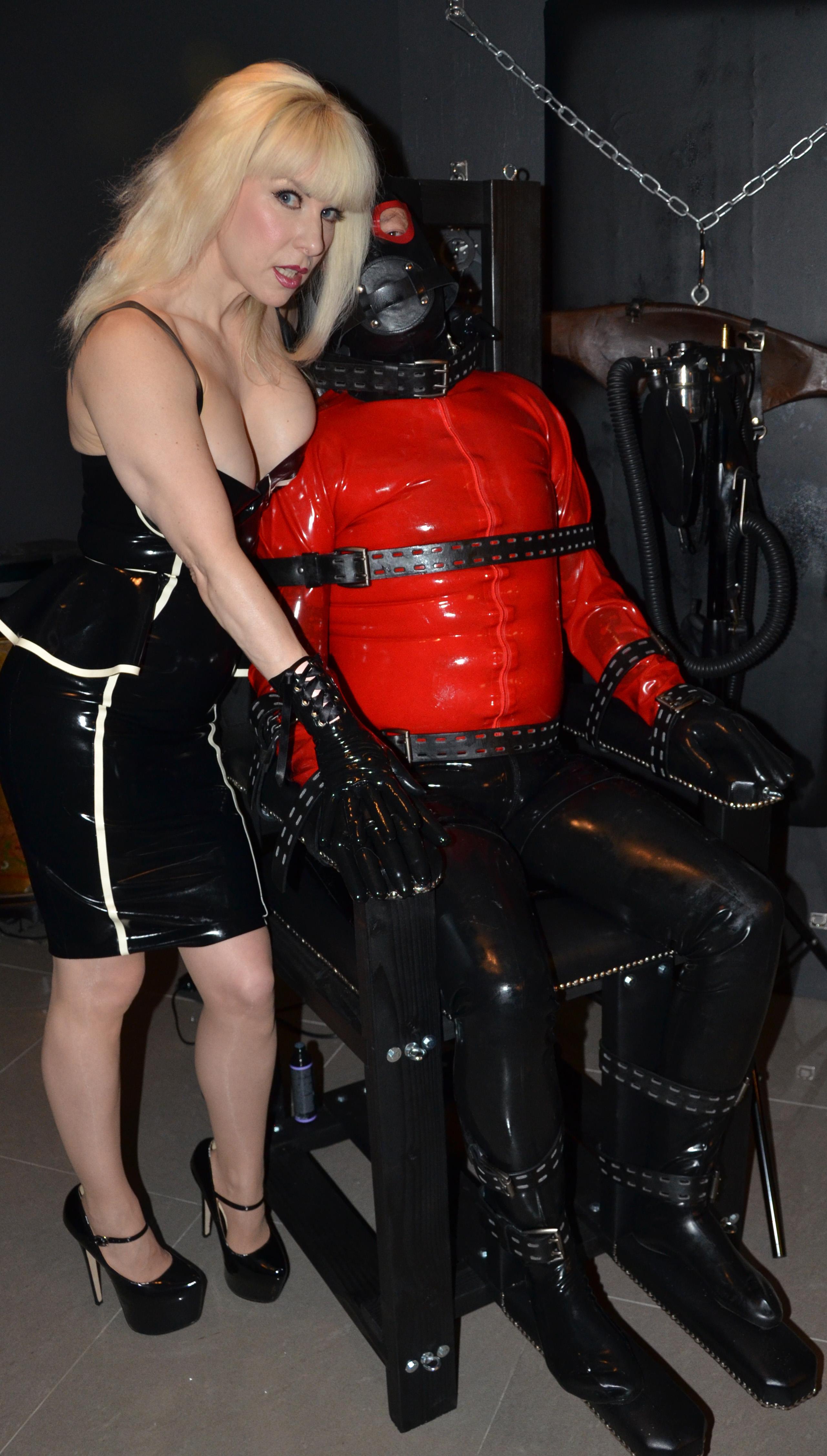 Rubber bondage mistress surrey archives